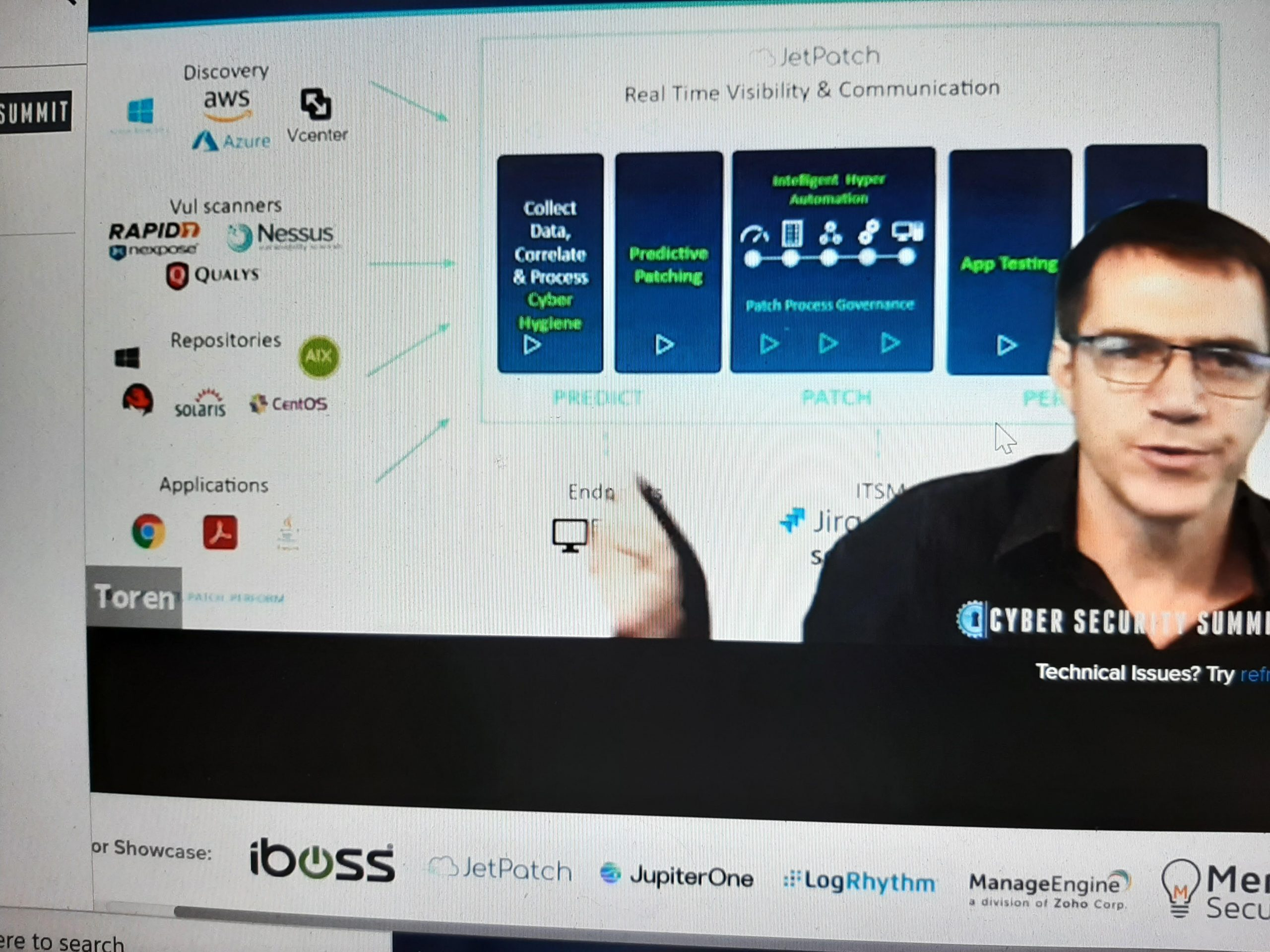 Patching - Cyber Security Summit Presentation